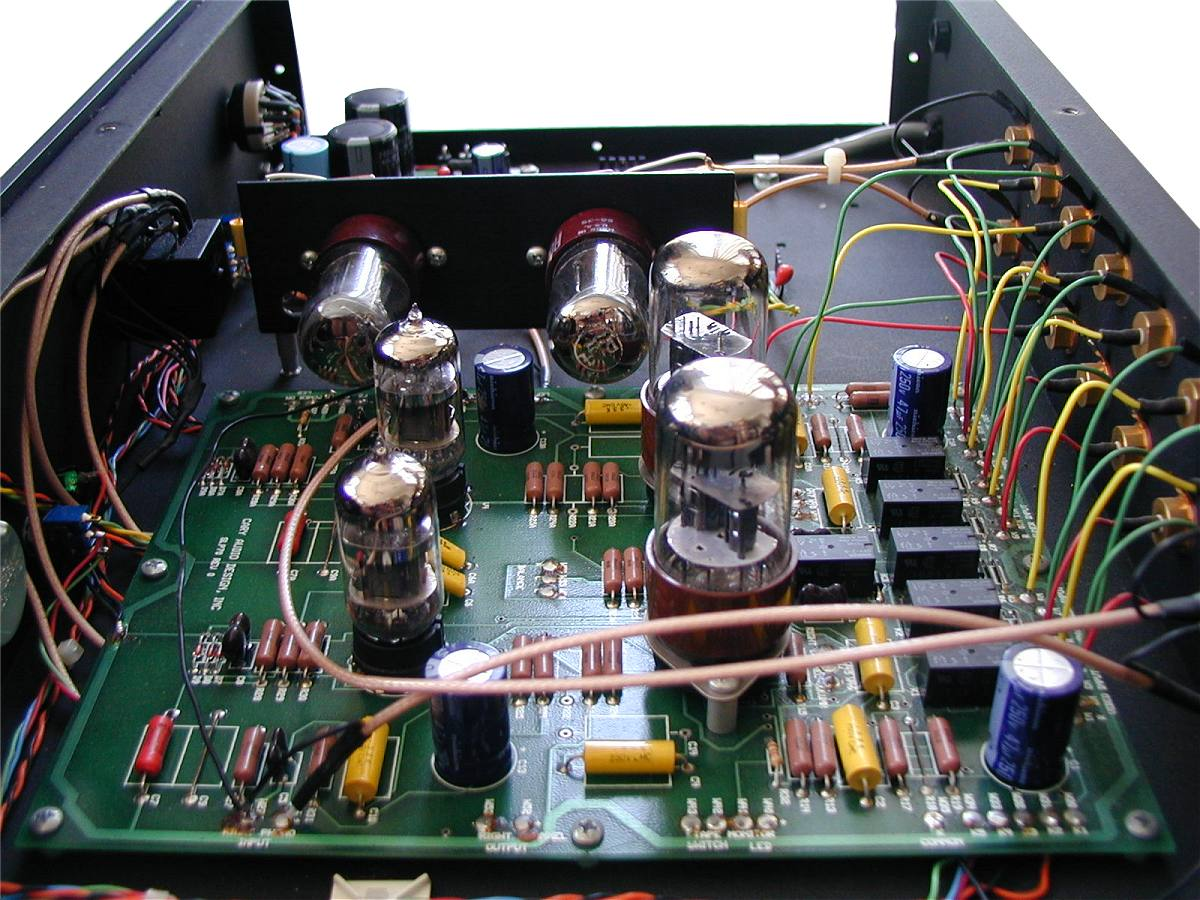Cary Audio Slp
