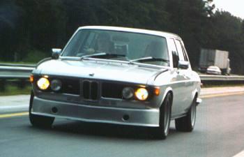 BMW Bavaria Defense Mechanism: E3 Specs and Info page